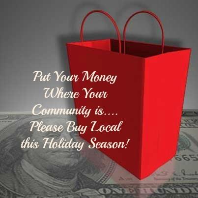 Remember Small Business Saturday November 24th!