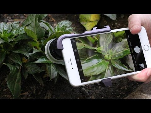 Zeiss' ExoLens lenses improve your iPhone's photos | Haystack TV