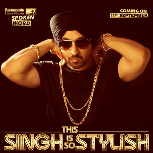 Diljit Dosanjh He is STYLISH !