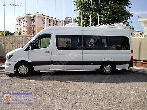 Vasıta / Kiralık Araçlar / Otobüs & Minibüs / Mercedes - Benz / Sprinter Minibüs