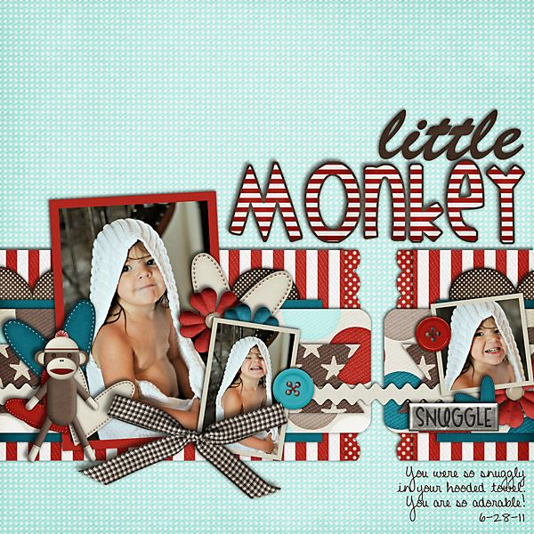 Like this layout a lot!: Scrapbook Layouts, Cards Scrapbook, Layout Scrapbook, Crafts Scrapbook, Digital Scrapbook, Monkeys Scrapbook, Scrapbook Idease Quotes, Scrapbook Ideas Quotes, Scrap Book