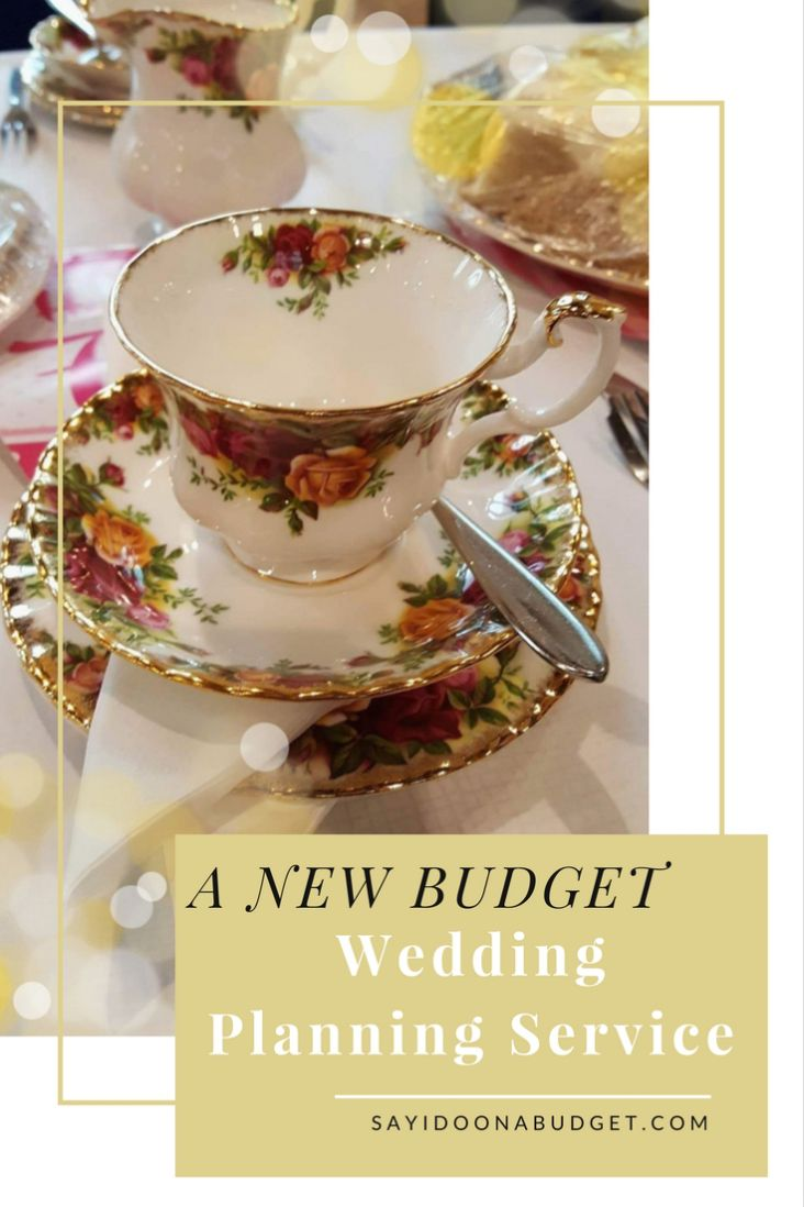 Budget wedding planning service idea for couples planning their wedding on a small budget. Help and advice on how to plan your wedding for less on a budget