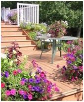 Build Your Own Deck – Download free deck plans and deck building guides from some of the Internet's top home magazines and building material suppliers. Or, design the perfect custom deck for your home with the help of easy, free software.