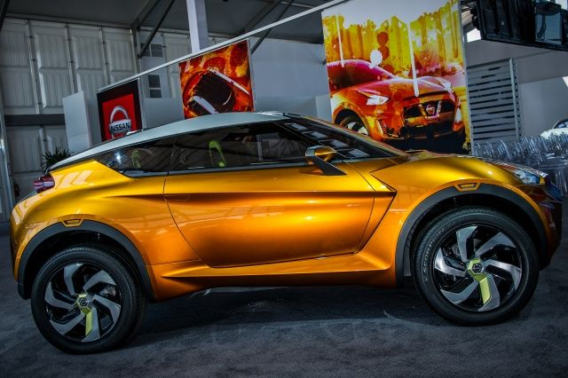 Nissan EXTREM: The vibrancy, color and excitement of Brazil has been captured in Nissan EXTREM, a radical concept car aimed squarely at young (and young-at-heart) car enthusiasts keen to make a statement on the roads.