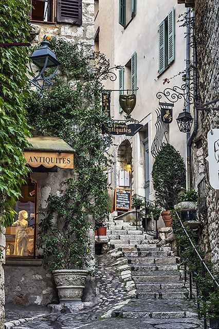 Saint-Paul de Vence, France - 15 Unexpected Cities You Need To See (& Can Afford!)