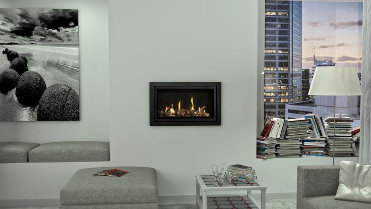 Gazco Studio 1 Slimline Gas Fire