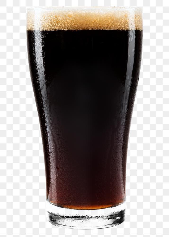 Dark Beer In Pint Png Mockup Free Image By Rawpixel Com Eve Beer Dark Beer Png