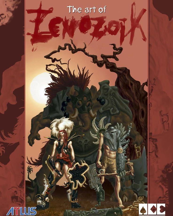 The Art of Zenozoik  #ACETeam #VideoGames #Gaming #ZenoClash #AtlusUSA #GameDev #IndieDev #IndieGame #PCGame