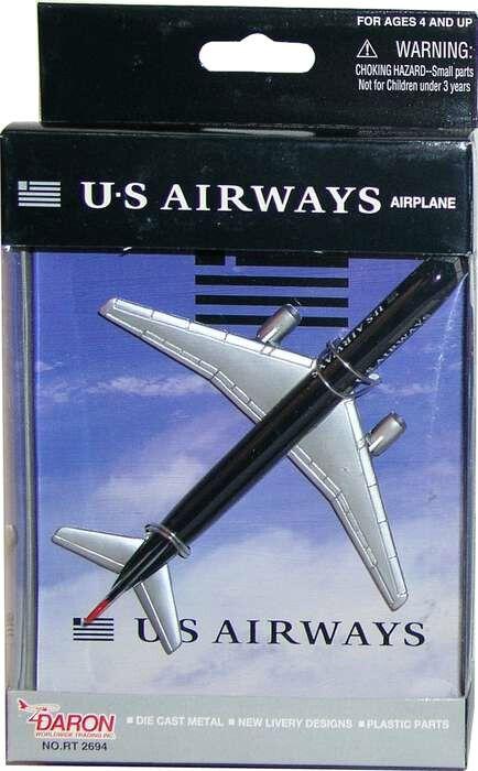 US Airways Boeing 757 Toy Aircraft | Diecast cars, Boeing