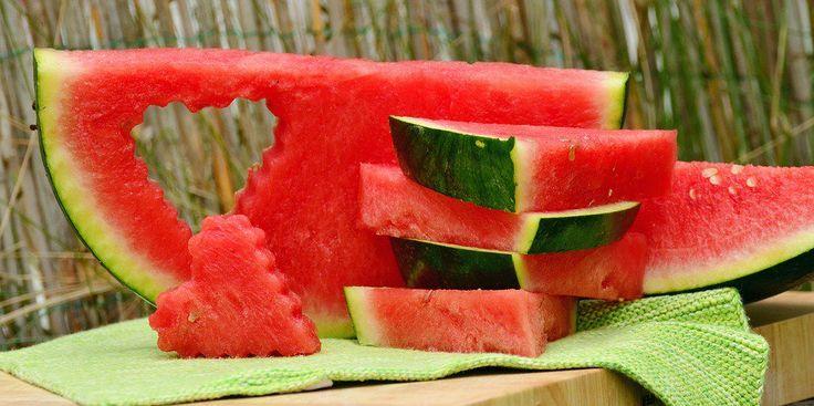 Ako využiť šupku z melóna