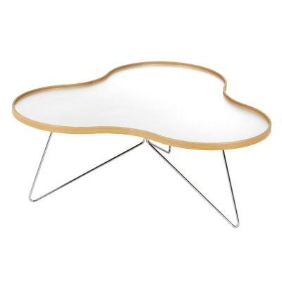 Flower bord från Swedese. Ett snyggt soffbord för ett modernt hem.Flower-bordet finn...