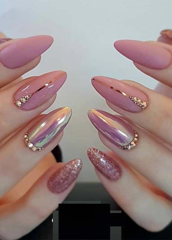 Summer French Nails Classy Nailsforthebeach Pink Nail Art