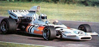 #17 Denny Hulme (NZ) - McLaren M19A (Ford Cosworth V8) 2 (4) Yardley Team McLaren