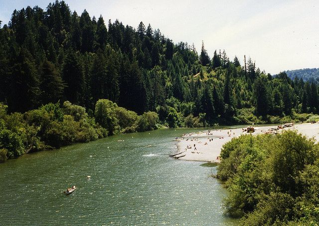 pictures of the russian river in calif   Russian River. Guerneville, CA.
