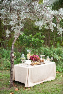 Pictures Wedding Cake Tables
