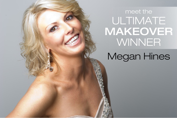 The Ultimate Makeover - Megan Hines