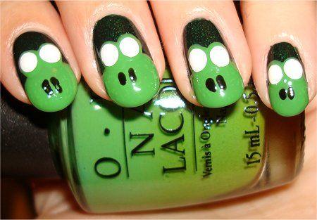 Animal Nail Designs to Try  #naildesigns #nailart #animalnaildesigns
