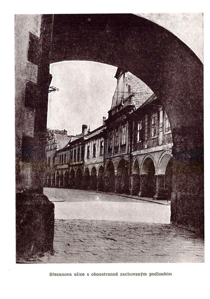 Březanova ulice