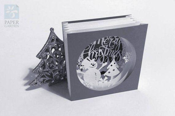 Pin On Cards Christmas 3