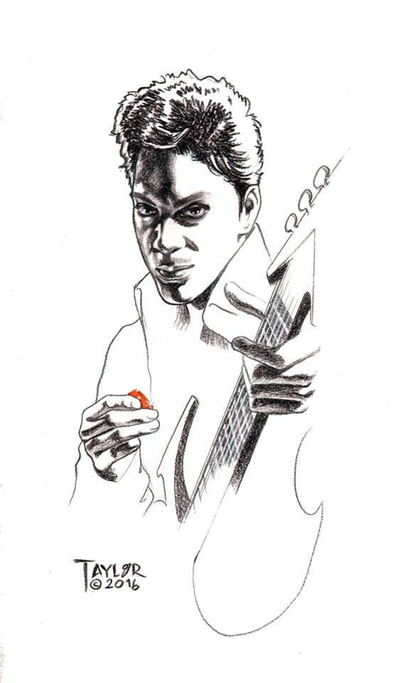 Prince by Kevin j taylor