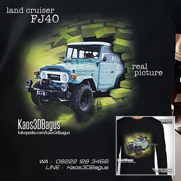 KAOS HARDTOP, Kaos TOYOTA HARDTOP, Kaos LAND CRUISER FJ40, Kaos 3D, WA : 08222 128 3456, LINE : Kaos3DBagus, https://kaos3dbagus.wordpress.com/2015/09/12/jual-kaos-3d-jeep-kaos-gambar-jeep-kaos-komunitas-jeep-offroad-bigfoot-land-rover/