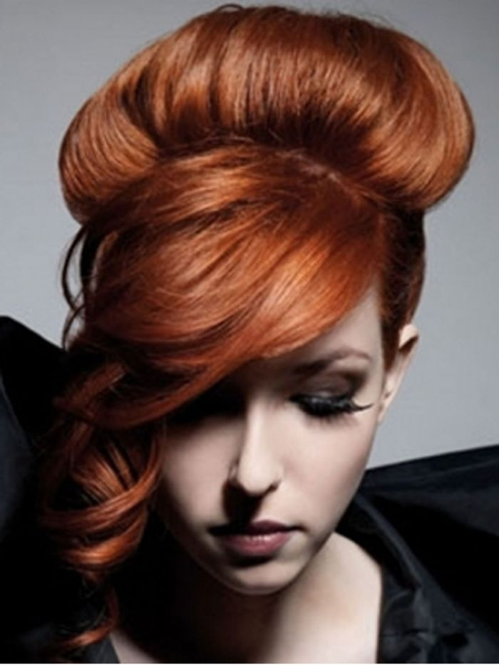 191 best Cinta Aveda - Red Hair Color images on Pinterest | Hair ...