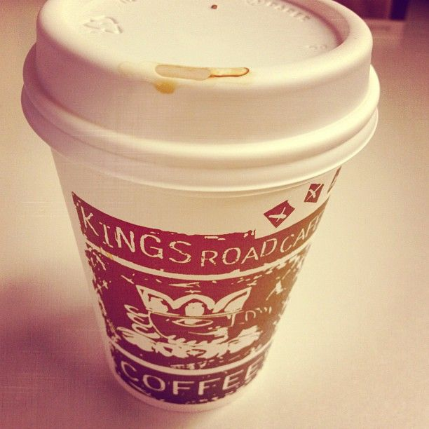 Kings Road Cafe coffee - THE best in town.