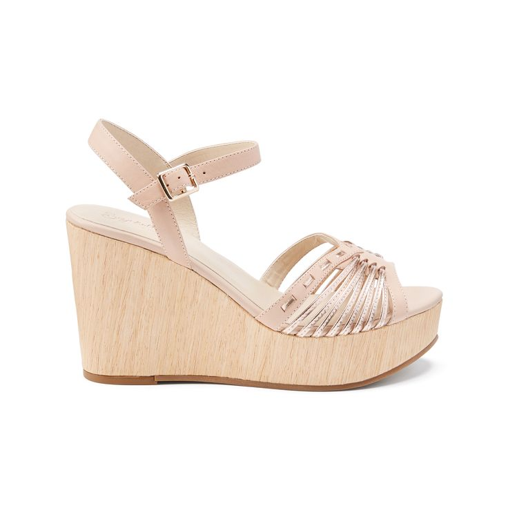 Introducing Stitch Fix Shoes: Wedge Sandals