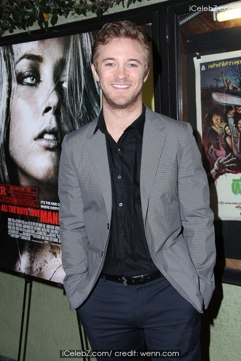 Michael Welch (All The Boys Love Ma premiere) http://www.icelebz.com/events/all_the_boys_love_mandy_lane_premiere/