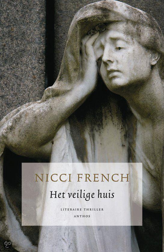 42 best gelezen thrillers images on pinterest thrillers shelves het veilige huis nicci french fandeluxe Image collections