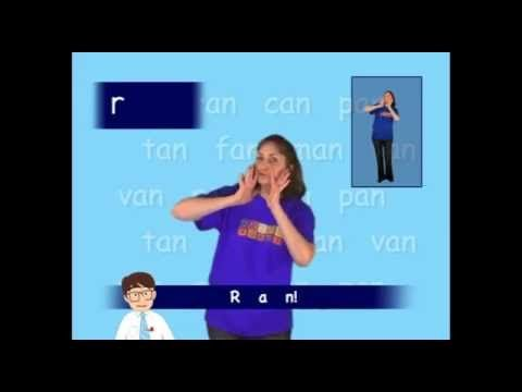 How to Teach Kids to Sound Out Three Letter Words (CVC Words) | Heidi Songs