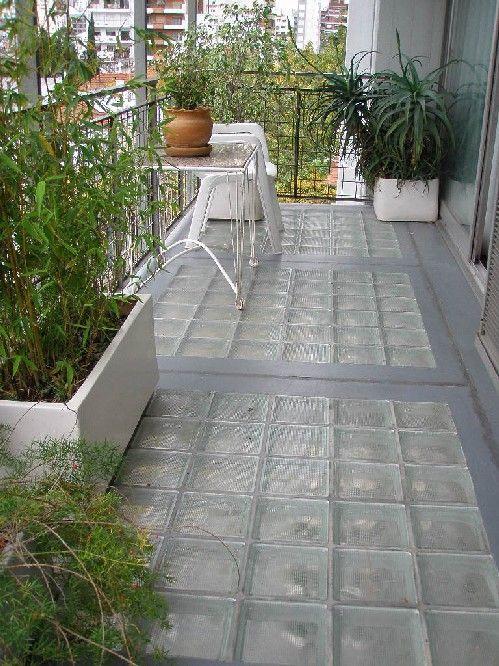 Vitroblock ideas una colecci n de ideas sobre otros que for Losa para terraza exterior