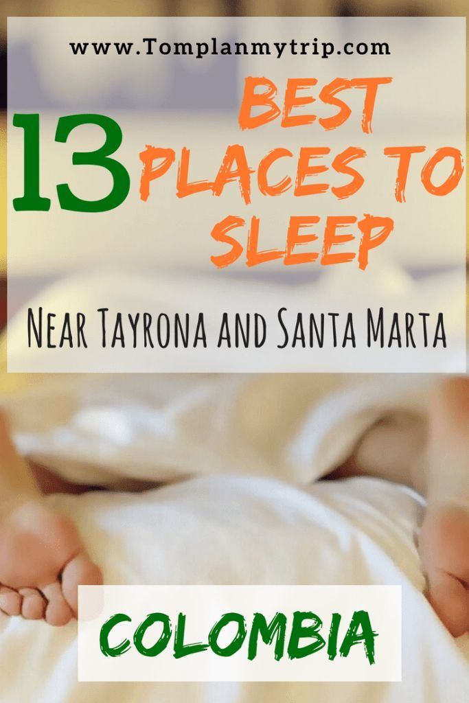 There are many Hotels around Tayrona and Santa Marta. Sometimes, it can be smarter to sleep near the entrance of the Tayrona park, sometime you will prefer to relax near the beach or near a river. Find out the 13 best hotels and hostels near Tayrona and Santa Marta and their specifications! #hostel #hotel #CaribbeanCoastColombia