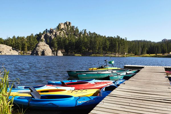 Top 10 Things for Active Travelers to Do in the Black Hills Area | Midwest Living