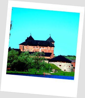 Matkojeni blogi: Matkalla Hämeen linnaan
