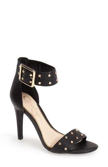 c90e80733fb Jessica Simpson  Elonna  Studded Ankle Cuff Sandal (Women) available at