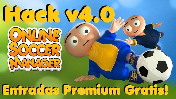 #... #entradas #gratis #hack #Manager #ofm #Online #OnlineFootballManager #OnlineFootballManager(VideoGame) #onlinesoccermanager #OnlineSoccerManagerHack #OnlineSoccerManagerHackv4.0 #osm #premium #soccer #v40 Online Soccer Manager Hack v4.0   Entradas Premium GRATIS!