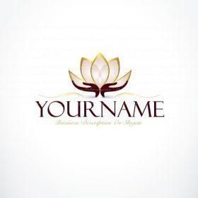 3147-Lotus-Flower-logo-templates-fashion-logos