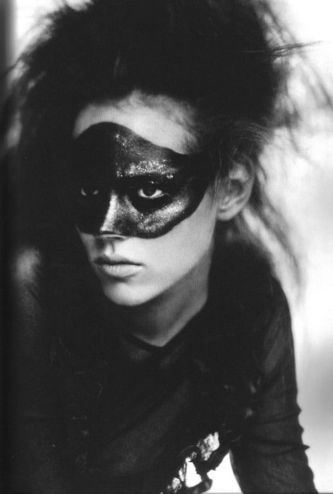 by Paolo Roversi.