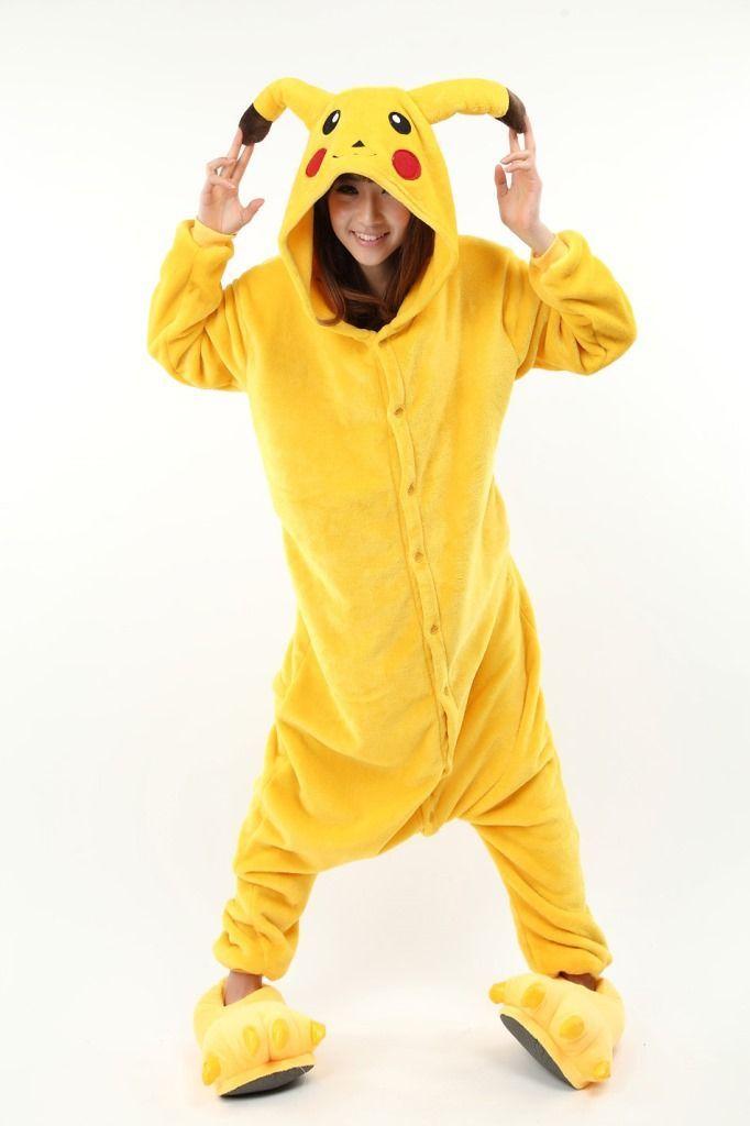 Pyjama Pikachu adulte - PriceMinister-Rakuten
