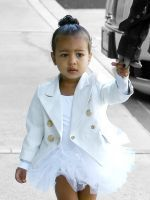 North West's Never-Fail Rules For Hitting The Town In Style #refinery29  http://www.refinery29.com/2015/07/90906/north-west-kardashian-personal-style-pictures