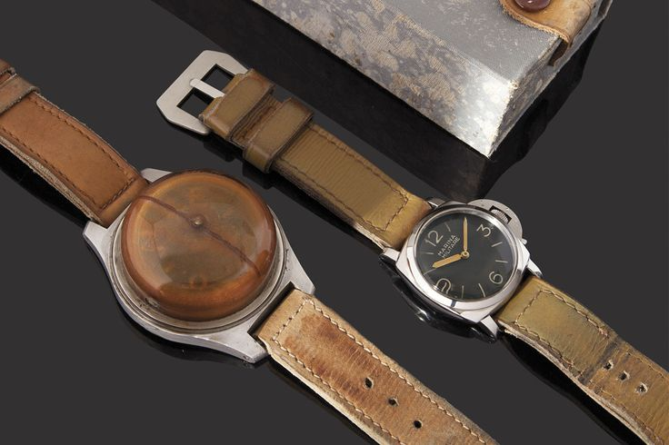 The Auction Hammer: Panerai Only by Artcurial