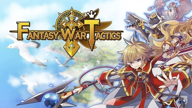 Fantasy War Tactics android and iOS RPG and strategy  game