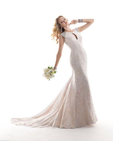 Maggie Sottero Ellie 2014 Bridal Gowns Pinterest