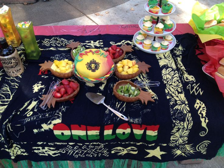 Caribbean Theme Party Ideas On Pinterest: 17 Best Ideas About Rasta Party On Pinterest