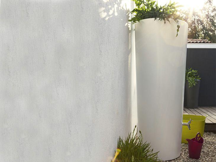 Les 25 meilleures id es de la cat gorie recuperateur eau de pluie sur pinterest recuperateur - Collecteur eau de pluie leroy merlin ...