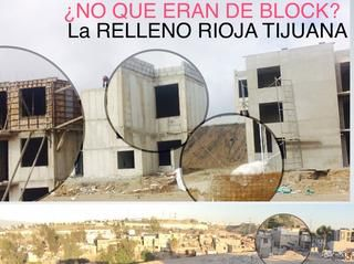 Viven con Miedo en La Rioja Residencial Tijuana a Morir Enterrados Vivos en sus Casas  DESDE Tlajomulco, hasta Tijuana, donde GIG DESARROLLOS INMOBILIARIOS llega, trae la Violencia y Muerte que También Acompaña al Narcotráfico.  En La Rioja Residencial Tijuana Vecinos Temen Morir Aplastados por Cerros en Peligro de Deslave. Piden a Protección Civil Intervenga y que las Autoridades Castiguen al Desarrollador Inmobiliario por Incumplimiento de Contrato y Negligencia.