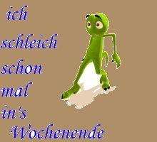 asciibilder - anim.schönes Wochenende