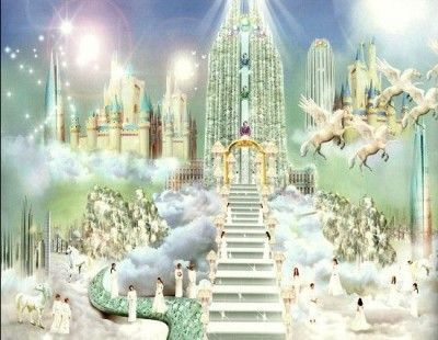 Akiane Kramarik Pictures of Heaven | Awesome Depictions of Heaven! | Project Inspired