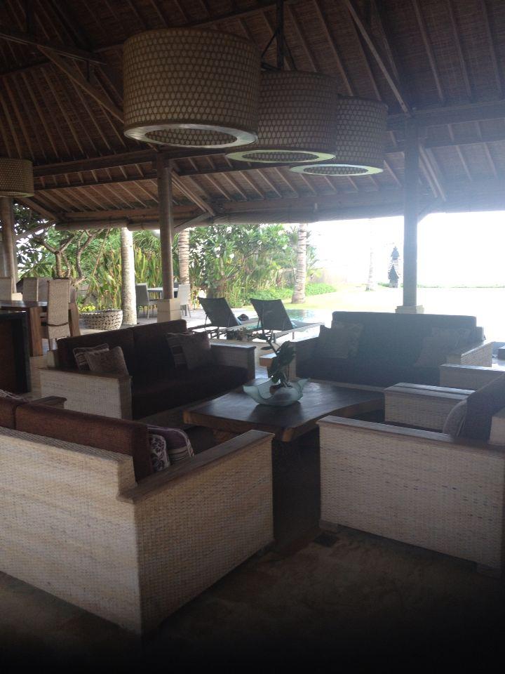 Our beautiful Villa in Bali - Livingroom